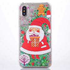 Case for Galaxy S8,<b>Christmas Tree</b> Santa Claus <b>Flowing</b>: Amazon.in ...