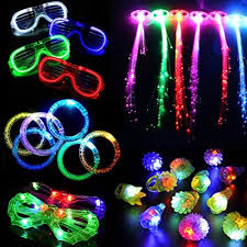 ARDUX <b>30pcs</b>/<b>Set</b> LED Party Set, Light up Toy Party Favor Pack for ...