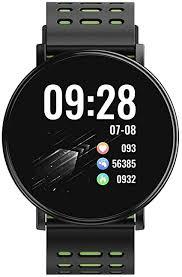 New 119Plus Smart Watch Heart Rate Blood Pressure ... - Amazon.com