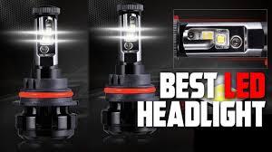 10 Best LED Headlights 2019 - 2020 - YouTube