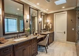 gallery master bathroom lighting double sink bathroom vanity with makeup area best lighting for makeup vanity