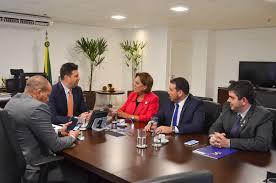 Resultado de imagem para Beto Rosado, Rosalba e reitor buscam investimentos federais para a UERN fotos