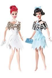 The Flintstones™ <b>Barbie</b>® Doll Silver Label® Designed by: Bill ...