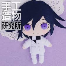 <b>HOT Danganronpa</b> V3 Ouma Kokichi Anime Handmade Plush Doll ...