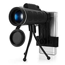 Buy Zorbes <b>40X60</b> HD Mini <b>Monocular</b> Telescope with Tripod Online ...