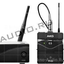 <b>AKG WMS420 Presenter</b> Set Band A
