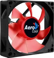 <b>Вентилятор</b> для корпуса <b>AeroCool Motion 8</b> Red-3P