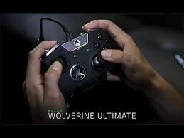<b>Razer Wolverine Ultimate</b> | Краткий обзор - YouTube