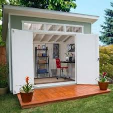 create your own she shed for an office workshop or place to escape 30 beautiful backyard ponds and water garden ideas labor junction home backyard office shed home