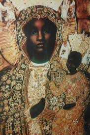 Image result for Black madonna and child