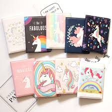16 Different <b>New Style Unicorn Passport</b> Cover PU Leather Unisex ...