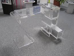 ideas acrylic office desk furniture acrylic office furniture home