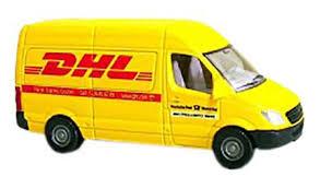 Купить <b>машина</b> спецслужбы <b>Siku Почтовая</b> служба DHL, цены в ...