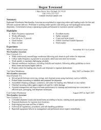 best merchandise associate resume example livecareer create my resume