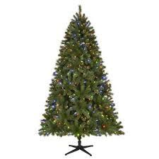 <b>Pre-Lit Christmas Trees</b> - <b>Artificial Christmas Trees</b> - The Home Depot