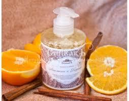 Купить <b>Жидкое мыло Апельсин</b> и Корица <b>Спивакъ</b> Челябинск