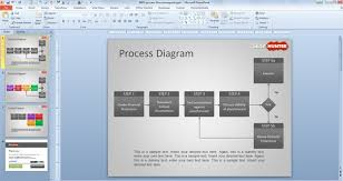 free process flow diagram template for powerpoint  process flow diagram for powerpoint