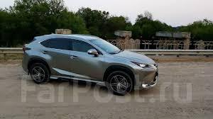 Ветровики (<b>дефлекторы боковых окон</b>) <b>комплект</b> Lexus NX 2014 ...