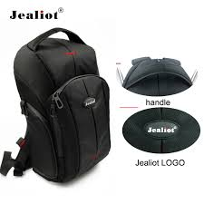 Jealiot <b>waterproof DSLR SLR</b> Camera Backpack Case Travel Video ...