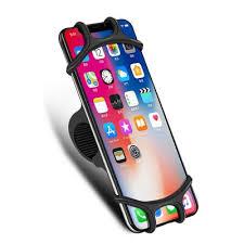 <b>OLAF</b> Universal Bicycle Silicone <b>Phone Holder</b> Support Telephone ...