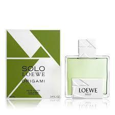 <b>Loewe Solo Loewe Origami</b>