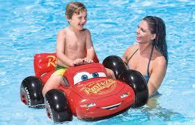 <b>Машинка</b> Молния Маквин Тачки <b>Intex 57516</b> для детей заказать ...