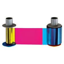 84512 Fargo Color Ribbon YMCKK   ID Wholesaler