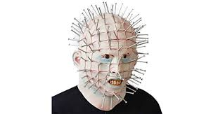 <b>Halloween</b> Terror Nail <b>Mask Scary Masks</b> Adult Party Cosplay ...