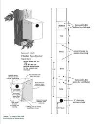 Wild Birds Unlimited  Is There a Pileated Woodpecker Nest Box Is There a Pileated Woodpecker Nest Box