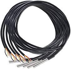 HiLetgo 5pcs DS18B20 Temperature Sensor ... - Amazon.com