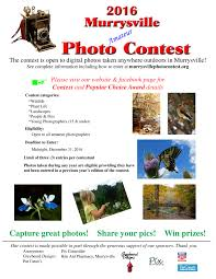murrysville photo contest home page 2016 contest poster
