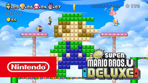 New Super <b>Mario</b> Bros. U Deluxe — Играй всегда, везде и со ...