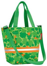 Купить <b>детская сумка Reisenthel Shopper</b> Xs Greenwood, цены в ...