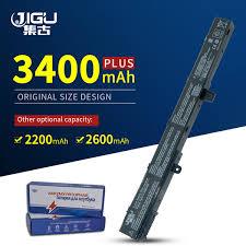 JIGU <b>Laptop Battery</b> A41N1308 <b>A31N1319 0B110 00250100</b> ...