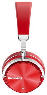 Купить Беспроводные <b>наушники Bluedio T4 red</b> по низкой цене с ...