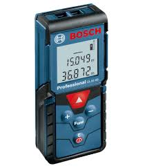 <b>Лазерный дальномер Bosch GLM</b> 40 Professional 0.601.072.900 ...