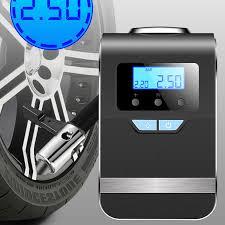 4 In 1 <b>Car Air</b> Compressor <b>Portable Car Air</b> Inflatable Pump <b>Electric</b> ...