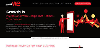 mobile responsive website design development calgary growme