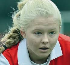 Chloe Brown excelled during her second Ireland cap. By John Flack – 15 January 2014 - SPT_20140115_SPO_048_30297622_I1