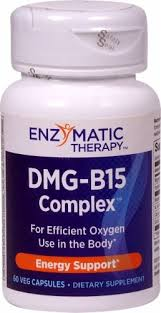 Enzymatic Therapy DMG-B15 Complex™, 60 ... - Dillons Food Stores