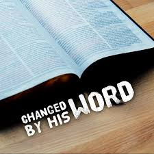 Changed By His Word