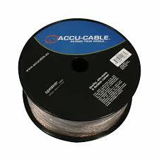 <b>Акустический кабель American Dj</b> AC-SC2-2,5/100R-T купить ...