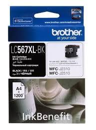 ≡ <b>Картридж</b> струйный <b>Brother</b> MFC-J2310 XL <b>black</b> (<b>LC567XLBK</b> ...
