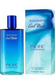 Buy DAVIDOFF Mens <b>Cool Water Pacific Summer</b> Eau De Toilette ...