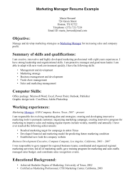 cover letter sample technical marketing resume technical marketing cover letter strong objective for resume overview examples best s to inspire you how make thesample