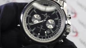 <b>Часы Jacques Lemans</b> 1-1117 с хронографом. Обзор - YouTube