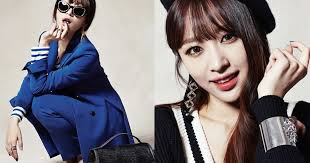 "Hani reveals EXID calls her <b>a fashion terrorist</b> on ""THE STAR"""