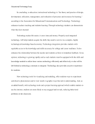 Use Of Technology In Education Essay   Essay Free Essays and Papers An error occurred