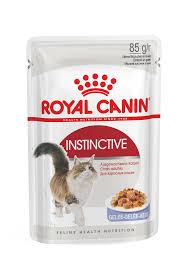 <b>Instinctive</b> (в желе) Влажный <b>корм</b> - <b>Royal Canin</b>