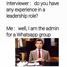 interview question on leadership